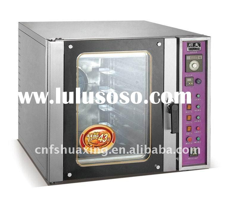 2012 latest auto electric hot-air baking convection oven(RXL-8)