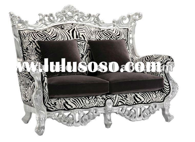 2012 new design hot selling high quality popular wood frame sofa