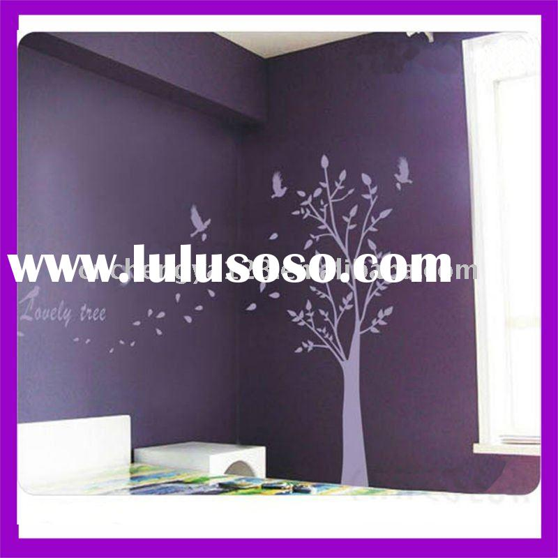 2012 new products home decoration vinyl creative wall sticker