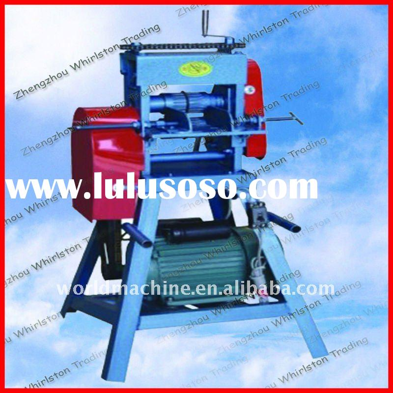 2012 the Most Popular And Practical Cable Wire Stripping Machine on Sale