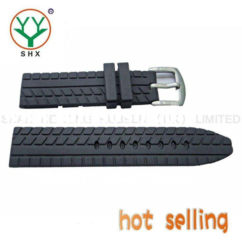 20mm silicone interchangeable watch strap cheap price # 009