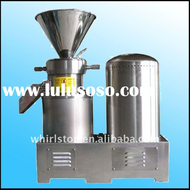 250 stainless steel automatic peanut butter machine +86 15093305912