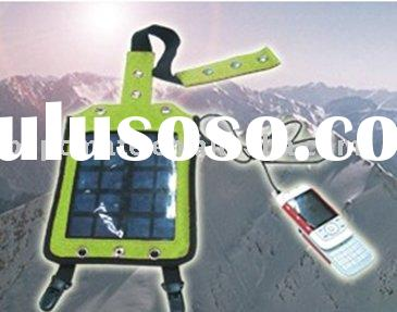 2W solar charger backpack,portable solar charger,solar charging backpack