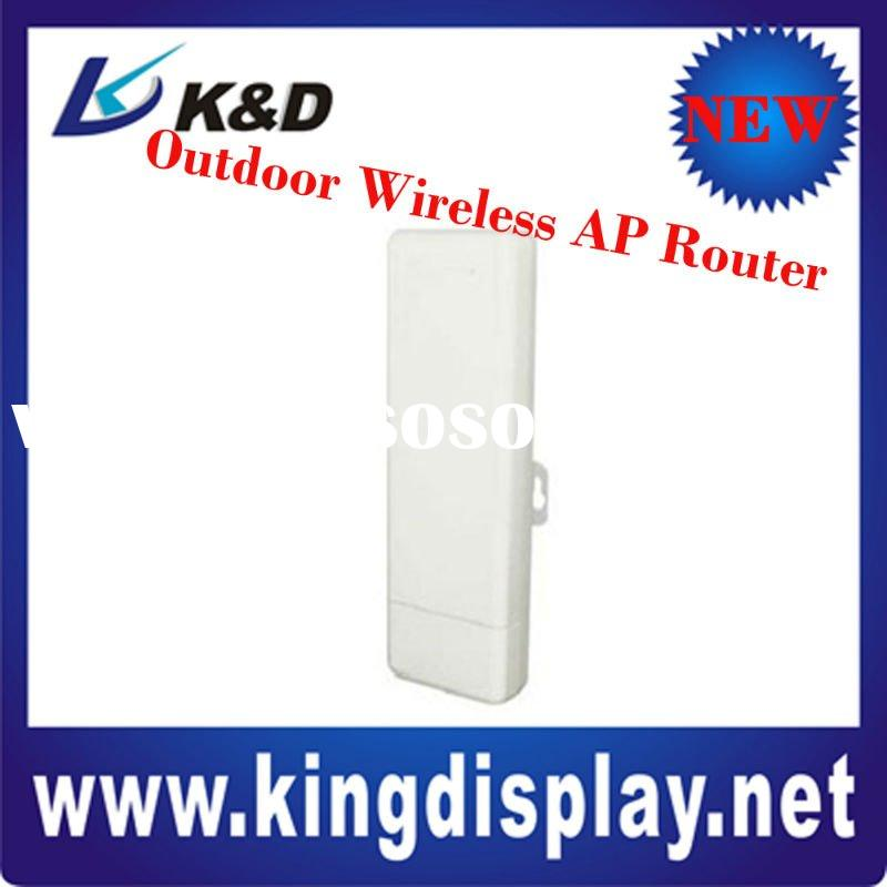 2.4GHz 802.11bgn (150Mbps) Outdoor Wireless AP Router (1000mW)