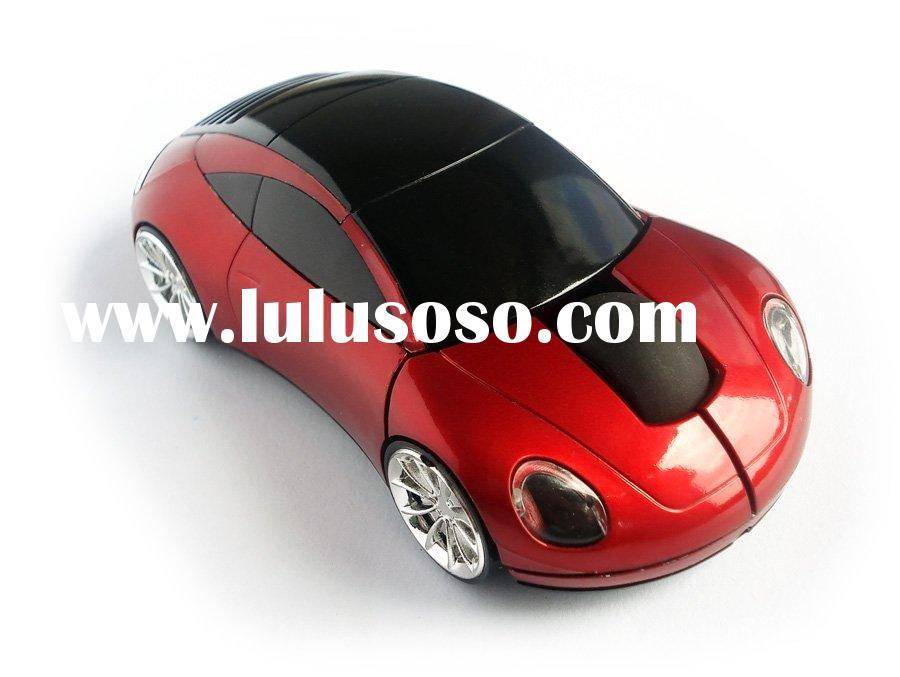 2.4g car shape wireless mouse,game mouse,computer wireless mouse with nano receiver,laptop nano mous