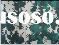 300D digital camouflage fabric with 100% Polyester