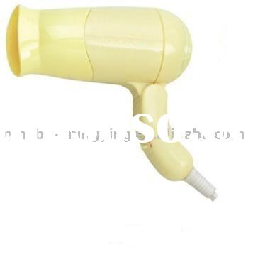 300W mini travel hair dryer