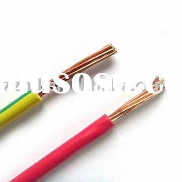 300/500V copper wire cable-BVR flexible electric wire