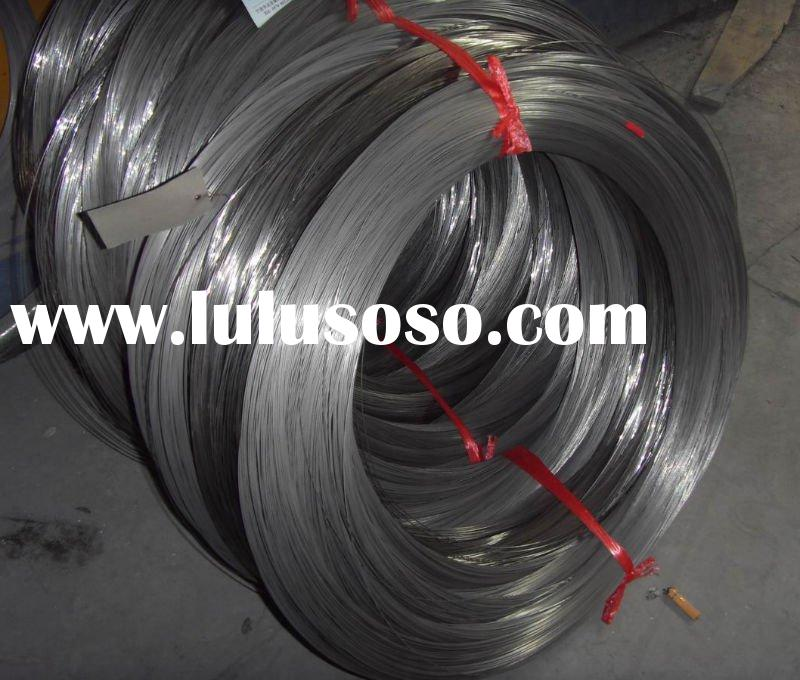 302,304,305,316,316L and 384 stainless steel cold forging wire