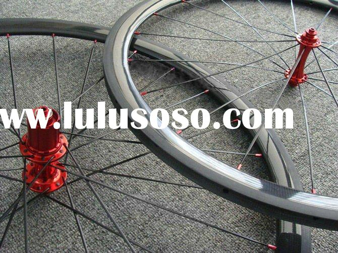 38mm carbon tubular wheels road bike wheels