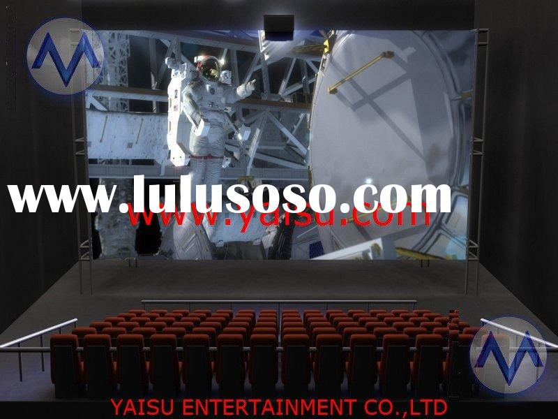 3D 4D 5D 6D Motion Chair Seat Cinema Movie Theater System