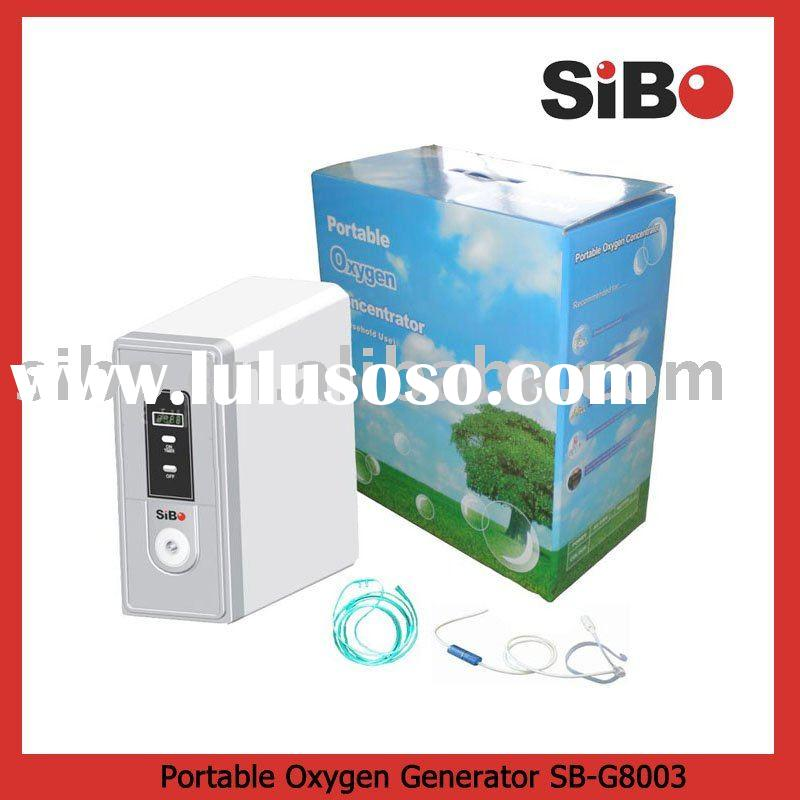 3L portable oxygen generator for home use