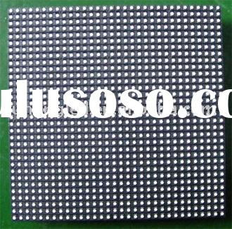 3-in-1 Indoor or Semi-outdoor SMD RGB LED Module with 32x32 Pixels with Pitch 5mm or 6mm
