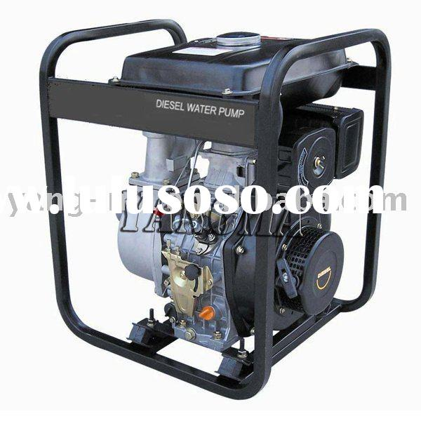 3 inch air cooled engine power self-priming portable diesel water pump