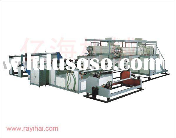3 layer -2000mm wide compound pe air bubble film making machine