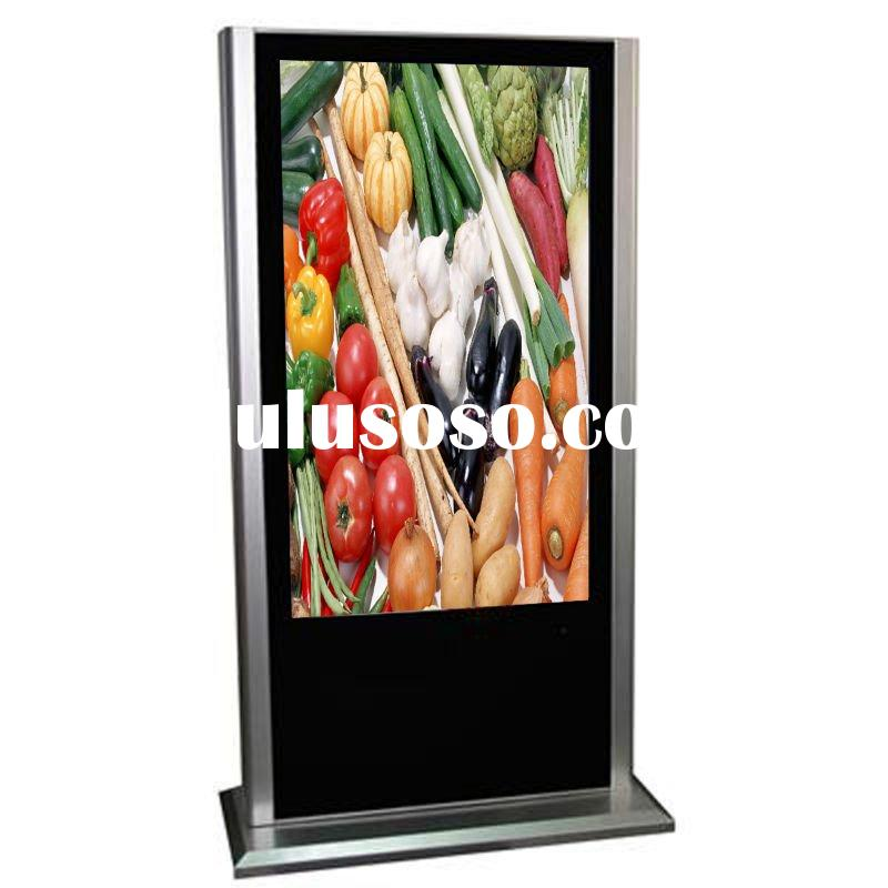 55 inch All In One LCD Media Display