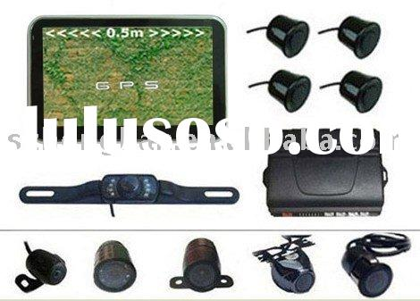 5 Inch GPS Parking Sensor System (Wired or Wireless)