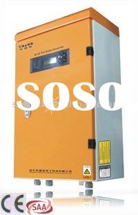 5kw grid tied solar inverter for solar system with high frequency