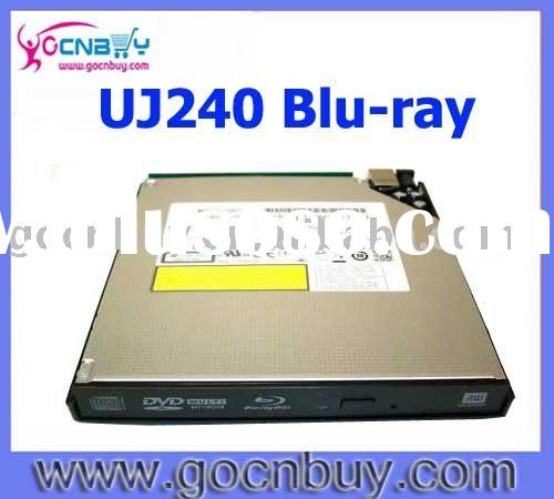 6X Blu-Ray Optical Disc Drive DVD RW Burner UJ240