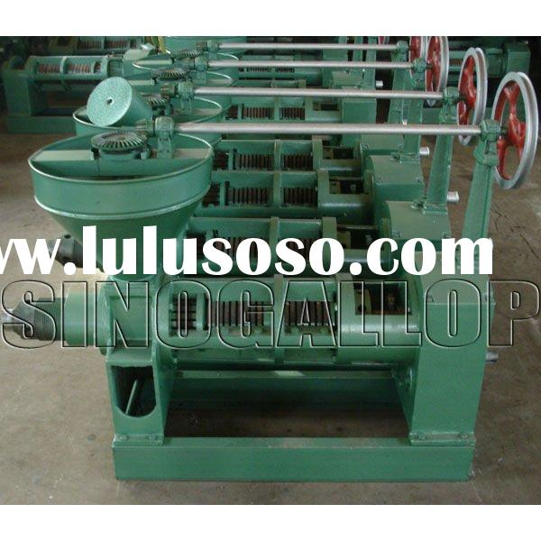 6YL-100 cooking oil processing equipment