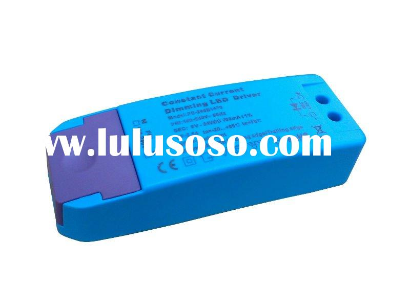 700mA constant current isolated triac led dimmable driver