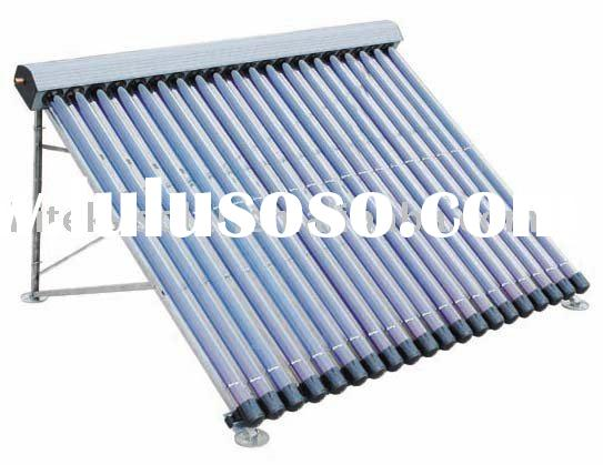 70mm Heat Pipe Evacuated Tube Solar Collector