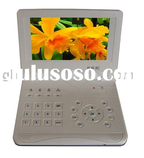 7 Inch TFT LED Portable Monitor&Satellite Finder