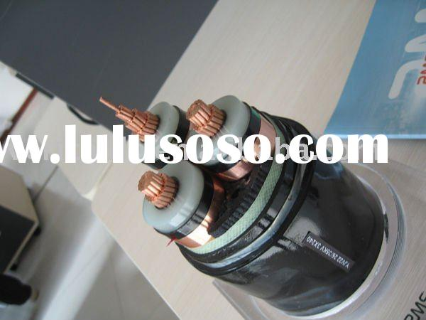 8.7/15kV Copper Conductor XLPE insulated power cable