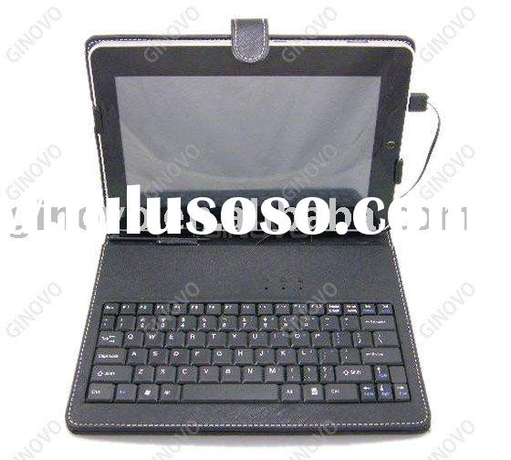 8inch tablet pc Keyboard Flip Stand Case Cover USB Keyboard