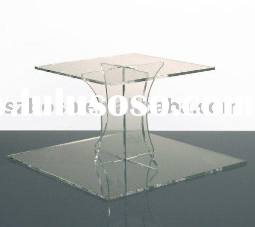Acrylic Cupcake Stand,2 Tier Cupcake Holder,Acrylic Display Stand