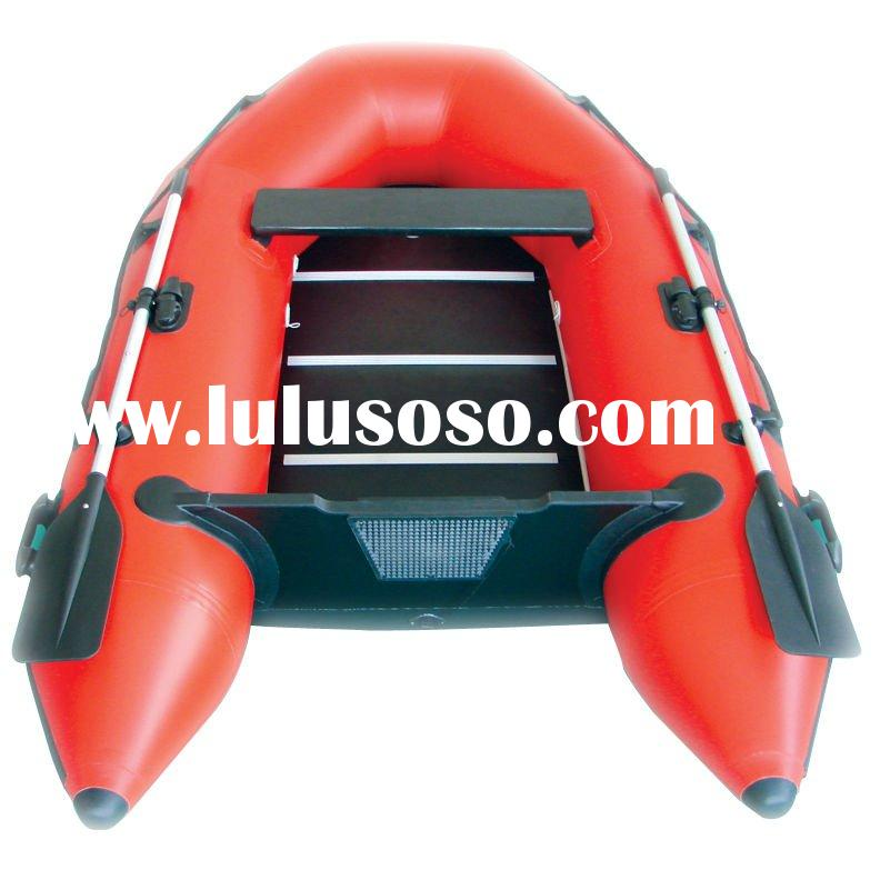 Air Deck Inflatable Boat