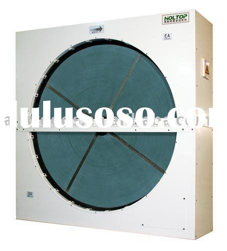 Air to air rotary heat exchanger RHE (rotary heat wheel/thermal wheel)