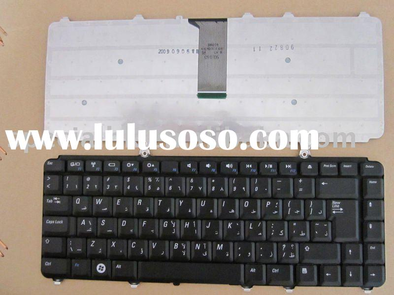 Arabic Laptop keyboard for Dell Inspiron 1540 1545 1410