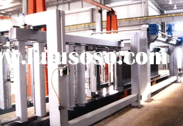 Autoclave Aerated Concrete (AAC) Blocks Equipments