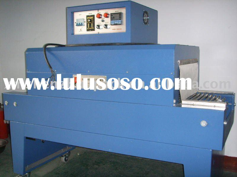 Automatic Shrink Wrapping Machine for Bottle and Box