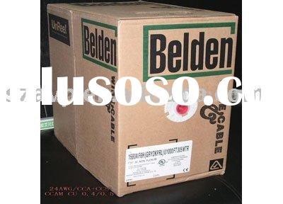 BELDEN oem cable cat6 lan cable Cat 5E UTP solid cable