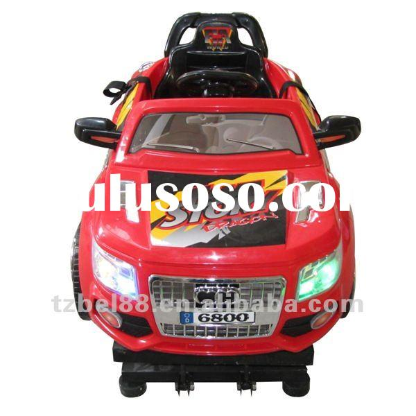 BEL-3122 Coin Operated Games Ride On Car Baby Toy