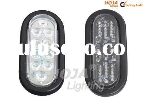 Back-up Light, 6'' Oval LED (led trailer light)