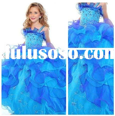 Best Selling Discounted Wholesale Flower Girl Dresses