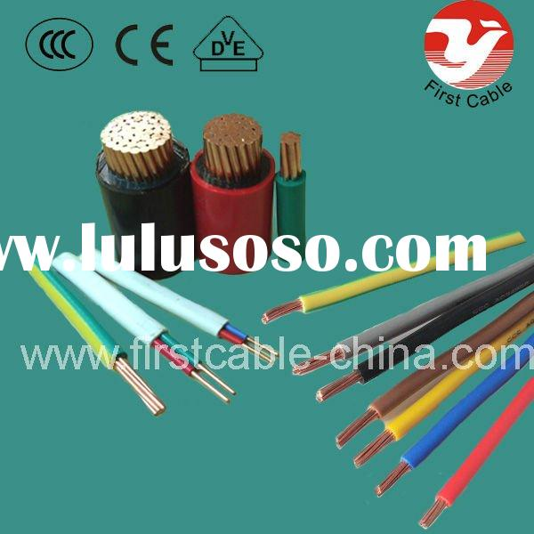 Best Selling and Lowest Price PVC Cable Electric Wires