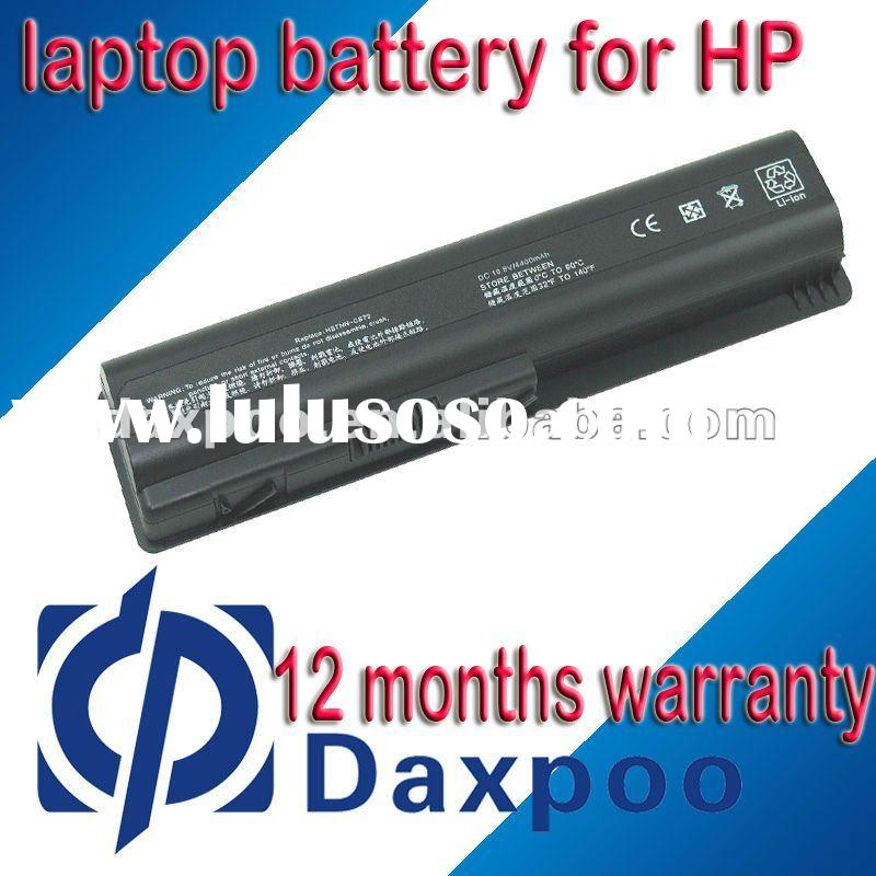 Best selling!! replacement battery laptop for HP Pavilion dv4 dv5 HDX16 G50 G60 G70 Compaq Presario