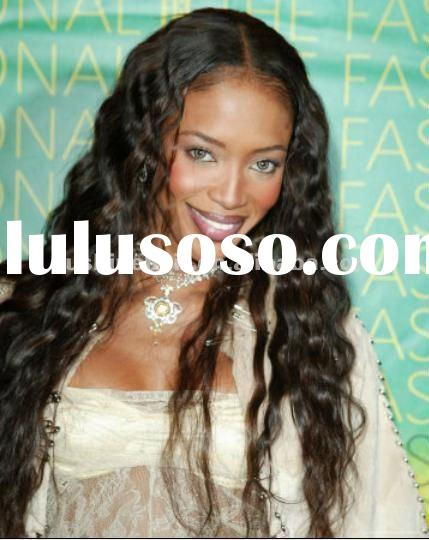Brazilian Hair Wavy Front Lace Wig