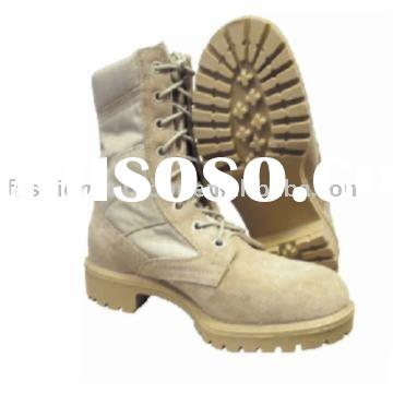British Desert Boots combat military system
