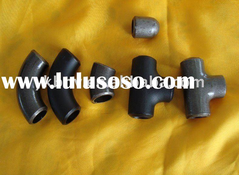 CARBON STEEL PIPE FITTINGS A234 WPB/TEE/ELBOW/CAP/REDUCER/FLANGE