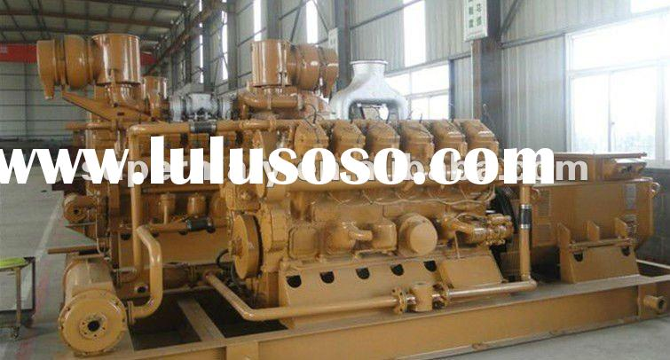 CE approved factory price gas turbine generator mw