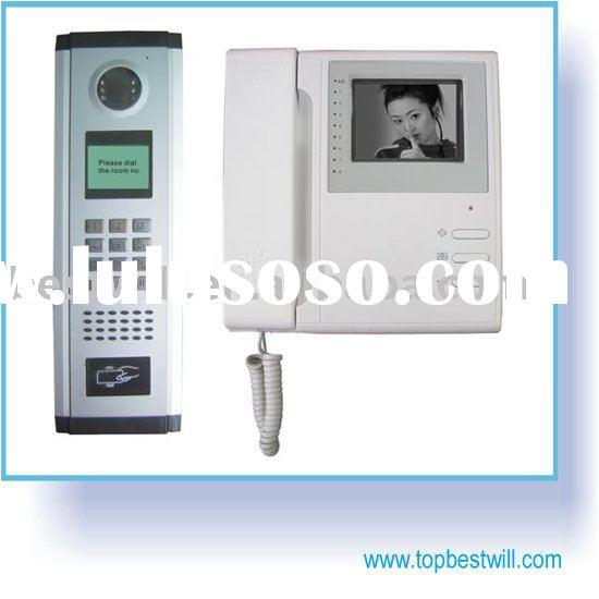 CR460B Single home video door phone