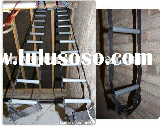CY-FS04 suspension Ladder, climbing training, hanging ladder, suspension ladder, suspension strap