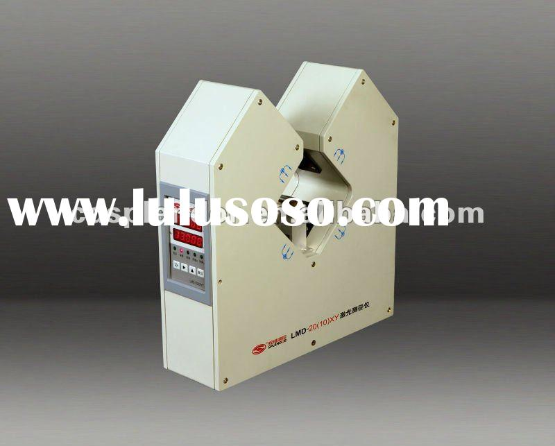 Cable, wire , pipe dual axis Laser Diameter Gauge LMD-D20XY(new product in 2011)