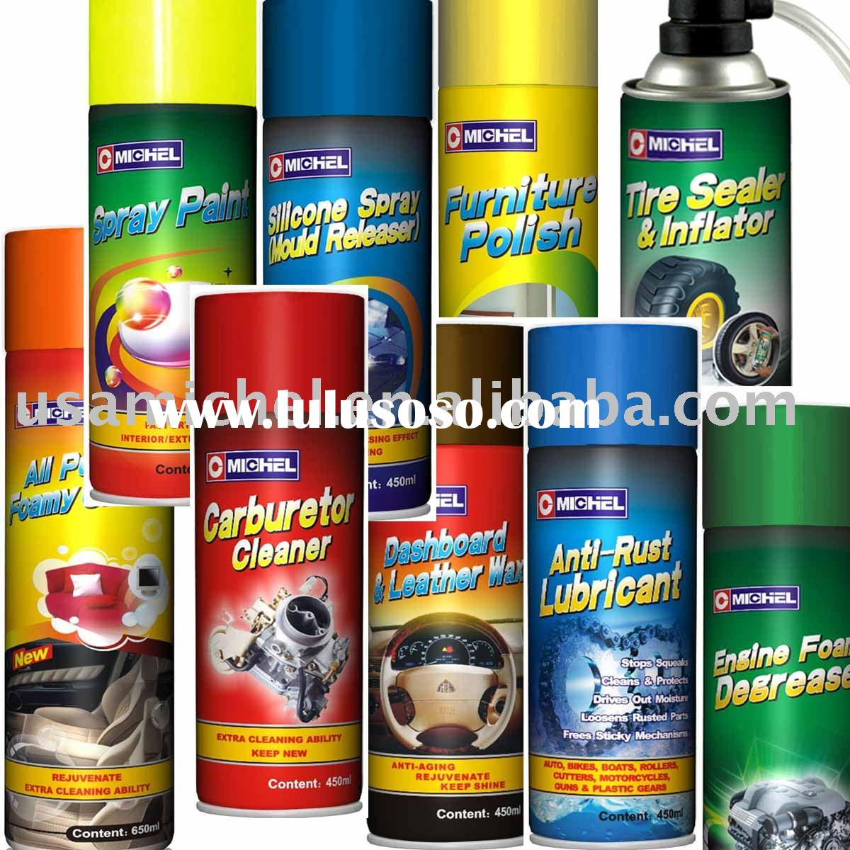 Car Care Products, Car Maintenance Items, Car Cleaning & Protecting Series Products, 450ml and 6