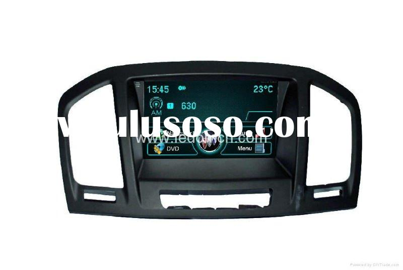 Car DVD Player for Opel Insignia+FM/AM RDS+Bluetooth+iPod+map+games+notebook+free shipping